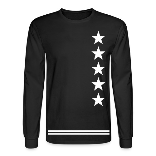 OFFICIAL STAGE SHIRT - Men's Long Sleeve T-Shirt