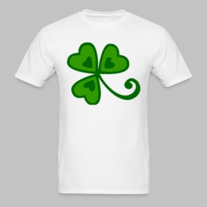 Shamrock Arty Ire mkp - Men's T-Shirt