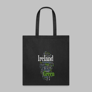 Ireland Words - Tote Bag