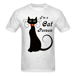 SALE - I'm A CAT PERSON - Men's T-Shirt