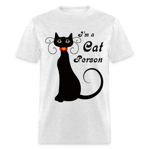 SALE - I'm A CAT PERSON - Men's T-Shirt