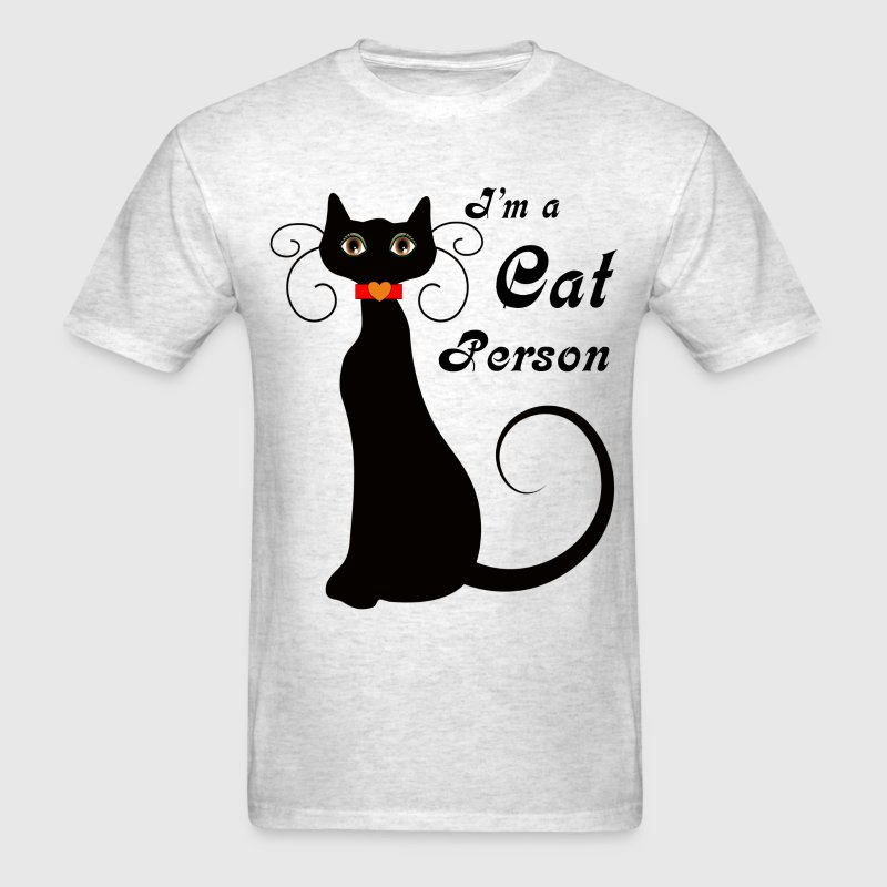 I'm A CAT PERSON - Men's T-Shirt