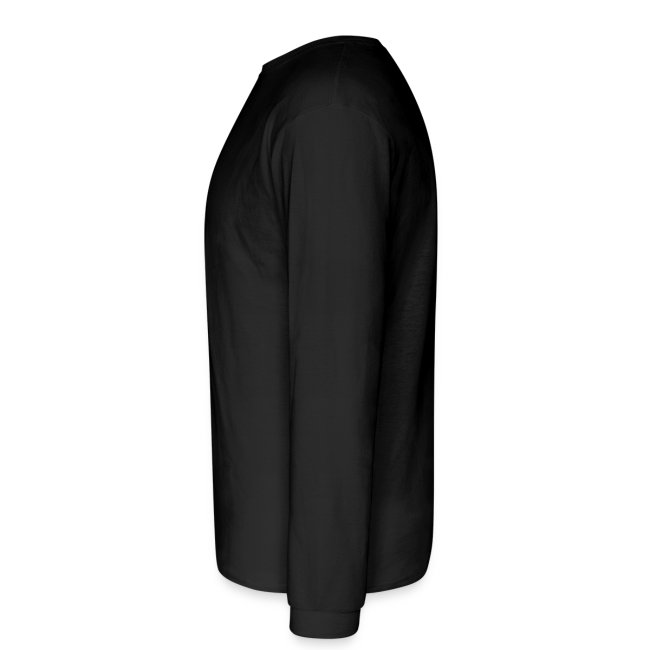 Mens Long Sleeve T-Shirt K-9 Design