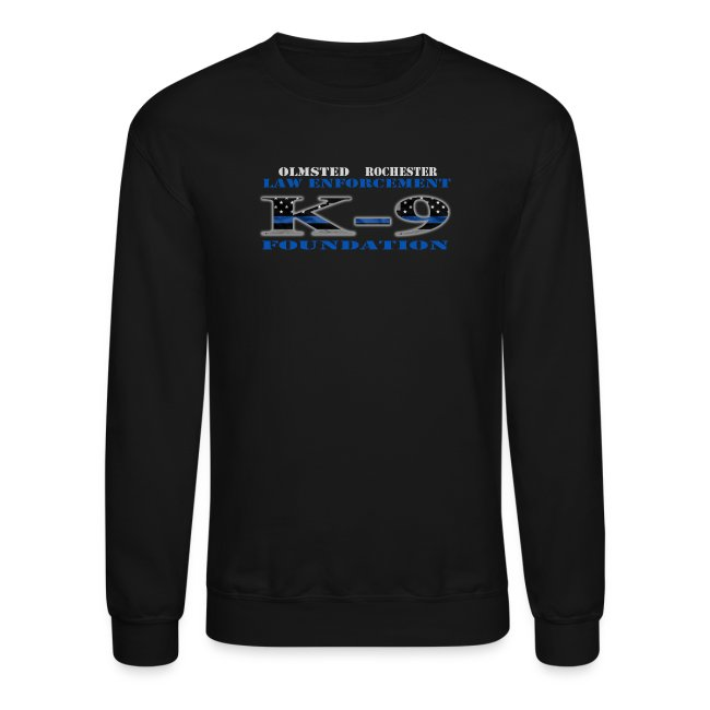 Men's Sweatshirt K-9 Design