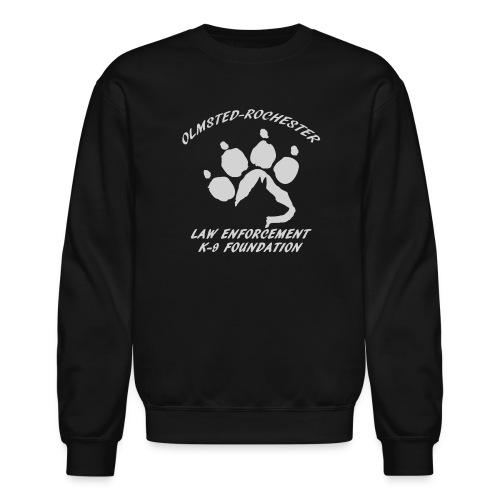 Men's Sweatshirt Paw Design - Crewneck Sweatshirt