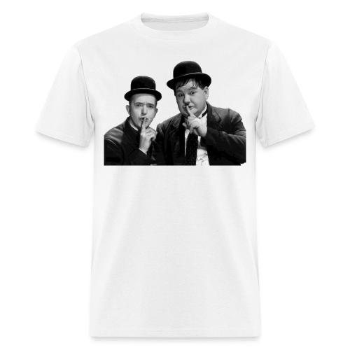 Never miss a good chance to shut up. - Men's T-Shirt