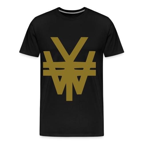 Chris Wonch YenWon T-Shirt - Men's Premium T-Shirt