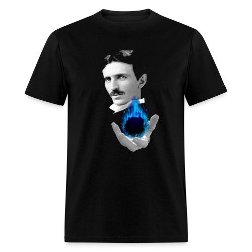 Lightning In The Hand - Men's T-Shirt