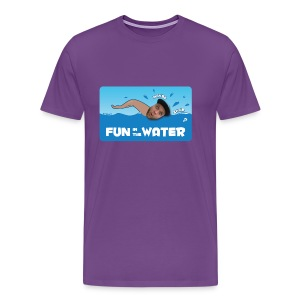 Fun in the Water  | $17.90 - Men's Premium T-Shirt