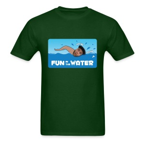 Fun in the Water Easy-T    $13.90 - Men's T-Shirt