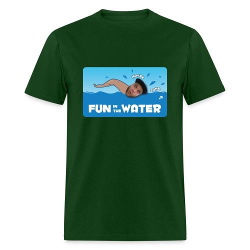 Fun in the Water Easy-T  | $13.90 - Men's T-Shirt