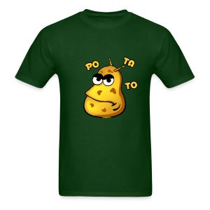 POTATO Easy-T    $13.90 - Men's T-Shirt