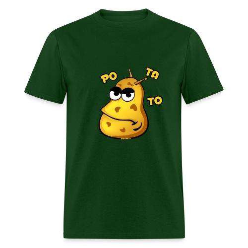 POTATO Easy-T  | $13.90 - Men's T-Shirt