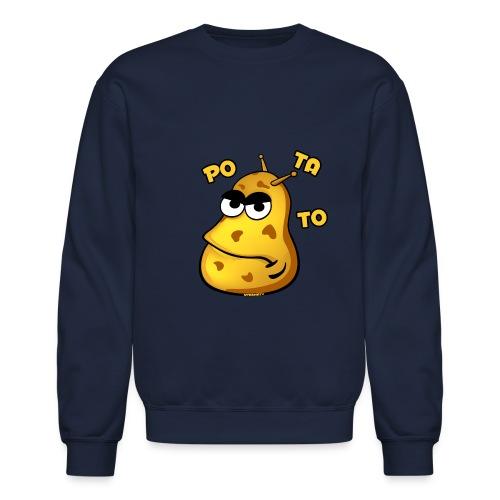 POTATO Sweatshirt  | $26.90 - Crewneck Sweatshirt