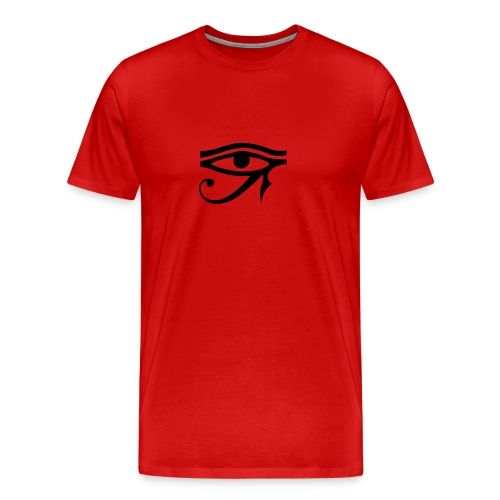 Eye of Horace Shirt - Men's Premium T-Shirt