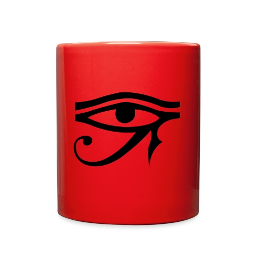 Eye of Horace Mug - Full Color Mug