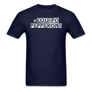 #EquipoPepperoni - Men's T-Shirt