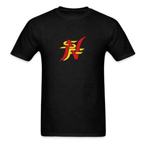 San Fransokyo Ninjas on Black - Men's T-Shirt