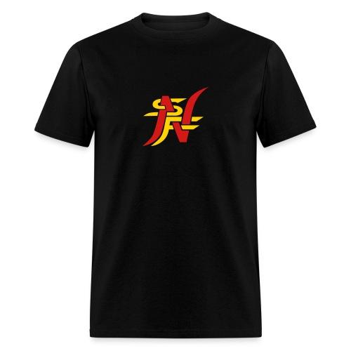 San Fransokyo Ninjas on Black - Men's T-Shirt