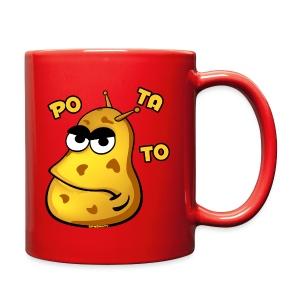 Potato Coffee! Mug  | $13.90 - Full Color Mug
