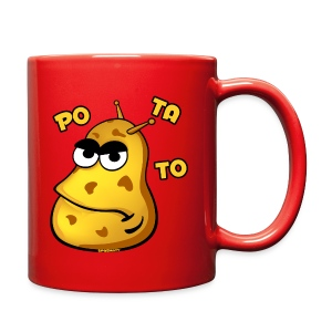 Potato Coffee! Mug  | $13.90 - Full Color Mug