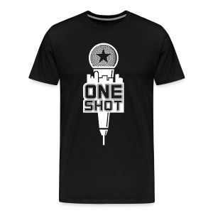 One Shot - Men's Premium T-Shirt