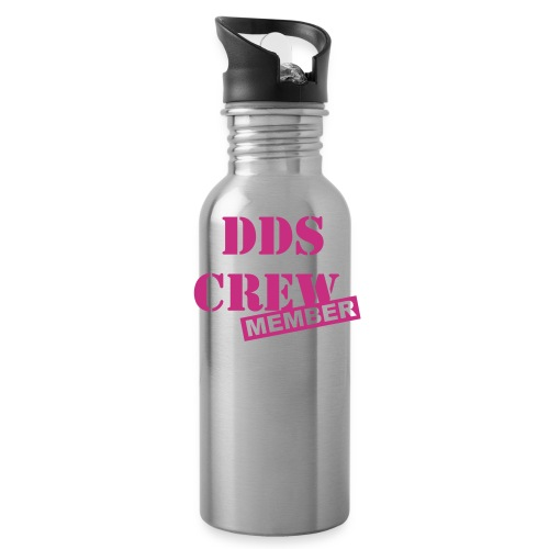 DDS Crew Member Tin Bottle - Water Bottle