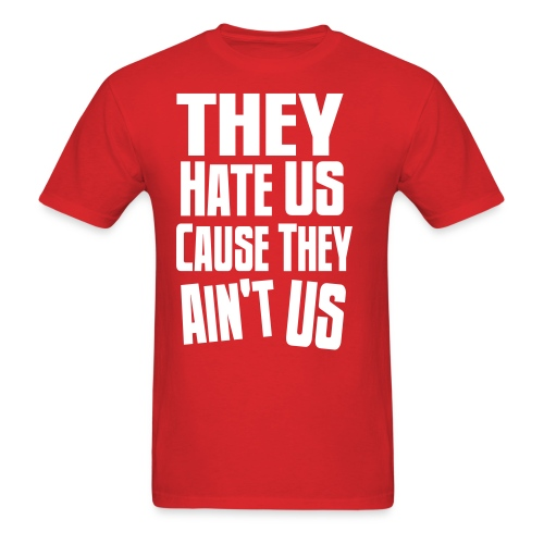 They Ain't Us DDS (Mens) - Men's T-Shirt