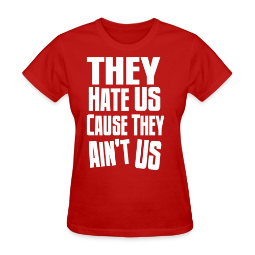 They Ain't Us DDS (Women's) - Women's T-Shirt