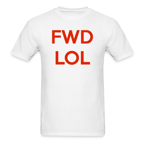 FWD LOL T-Shirt - Men's T-Shirt