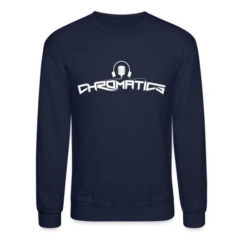 Male Chromatics Sweater (Dark) - Crewneck Sweatshirt