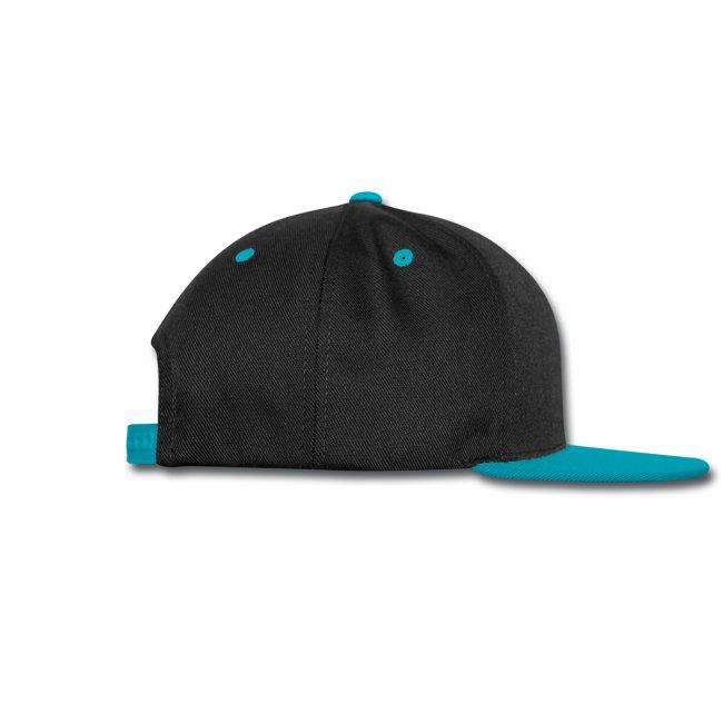 DN Snap-back Baseball Cap - Blue