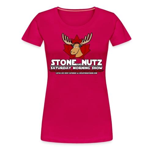Morning Radio Show Women Shirt - Women's Premium T-Shirt