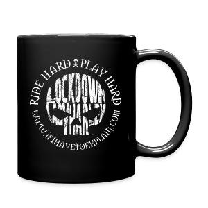 Coffee Mug - skull logo - Full Color Mug