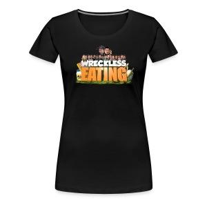 Wreckless Eating Cast Shirt (Women's) - Women's Premium T-Shirt
