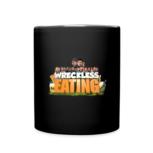 Wreckless Mug - Full Color Mug