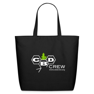 CBD Crew Shopping Bag. Eco friendly materials!  - Eco-Friendly Cotton Tote