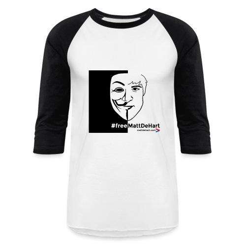 #freeMattDeHart - Baseball T-Shirt