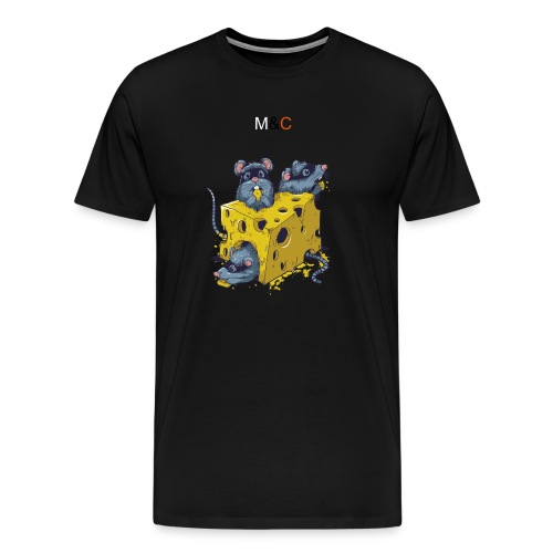 M&C - Mouse Trap - Men's Premium T-Shirt