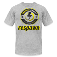 T-Shirts ~ Men's T-Shirt by American Apparel ~ Respawn