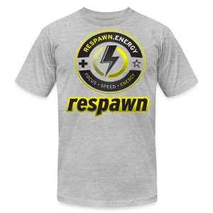 Respawn - Men's T-Shirt by American Apparel