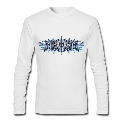 Mater Graffiti Long Sleeve T-Shirt (Men's) - Men's Long Sleeve T-Shirt by Next Level