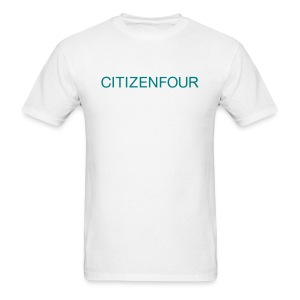 CITIZENFOUR t-shirt - Men's T-Shirt