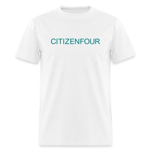 CITIZENFOUR t-shirt - Men's T-Shirt