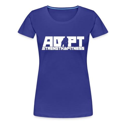 Women's Premium Adapt Training Shirt - Women's Premium T-Shirt