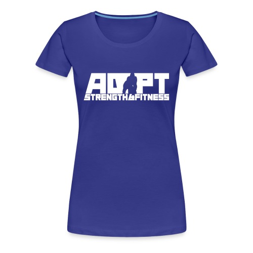 Women's Premium Adapt Training Shirt - Women's Premium T-Shirt