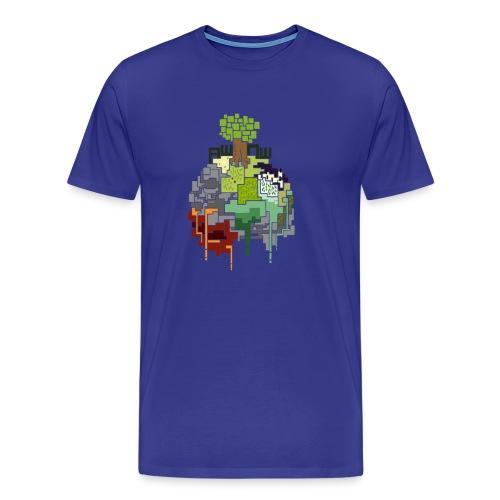 AWNW CY  - Men's Premium T-Shirt