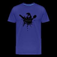 T-Shirts ~ Men's Premium T-Shirt ~ Wet Paint