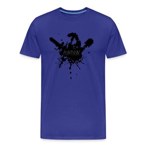 Wet Paint - Men's Premium T-Shirt