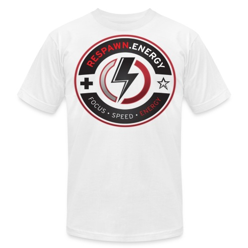 Red Energy - Men's  Jersey T-Shirt